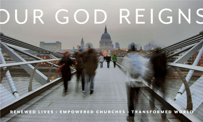 Our God Reigns - conference trailer